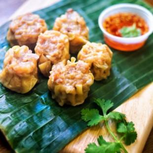 Get Pork Shrimp Dumpling for $4