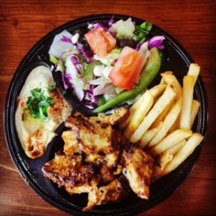 Get 25 Worth Of Food for $17.50