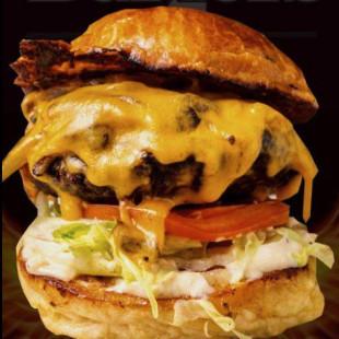 23% Off Burger & Fries