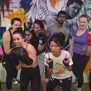 Get a Boxing Class Free