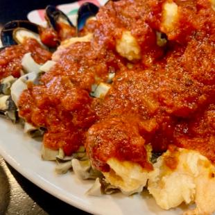 Get Fried Calamari for $15.95