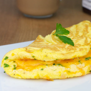 Get Cheese Omelette for $4.99