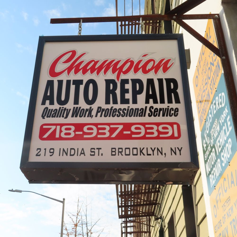 Champion Automotive Repair Services