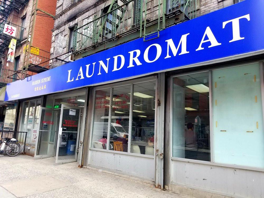 Madison Supreme Laundromat