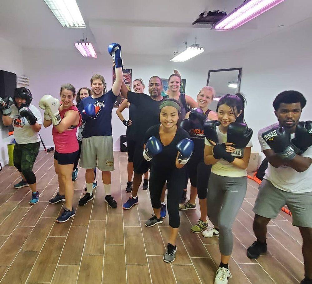 Hudson Boxing Gym