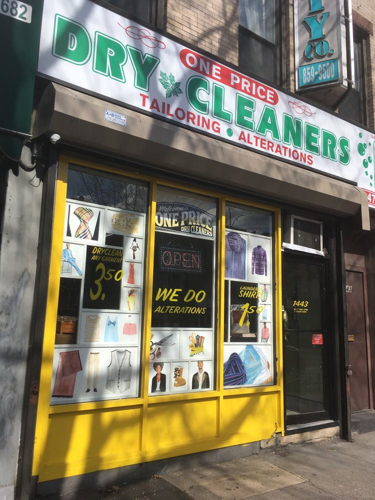 One Price Dry Cleaners