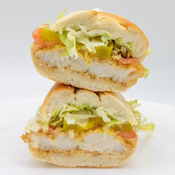 Catfish Sandwich Deal