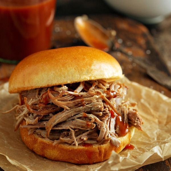 Barbecue Pull Pork Sandwich for 20% Off.