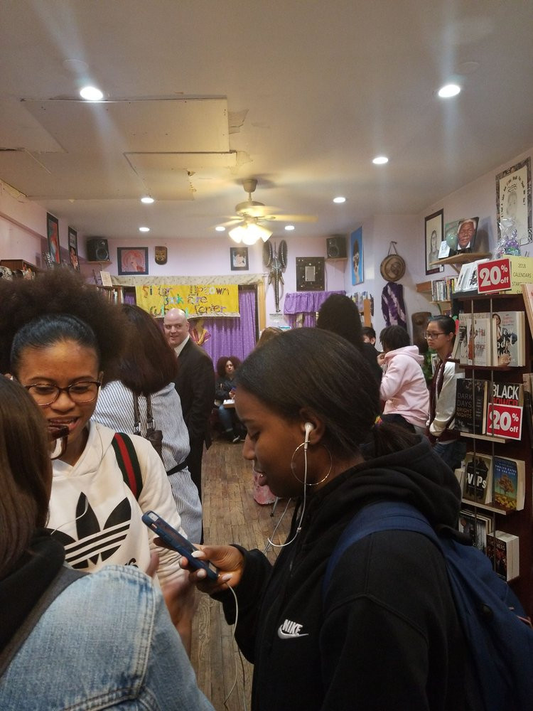 Sister's Uptown Bookstore