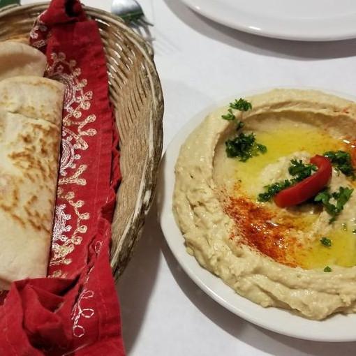 Hummus- $6 (25% Off)