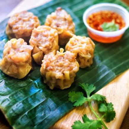 Pork-Shrimp Shumai (Dumpling) - 5 pieces