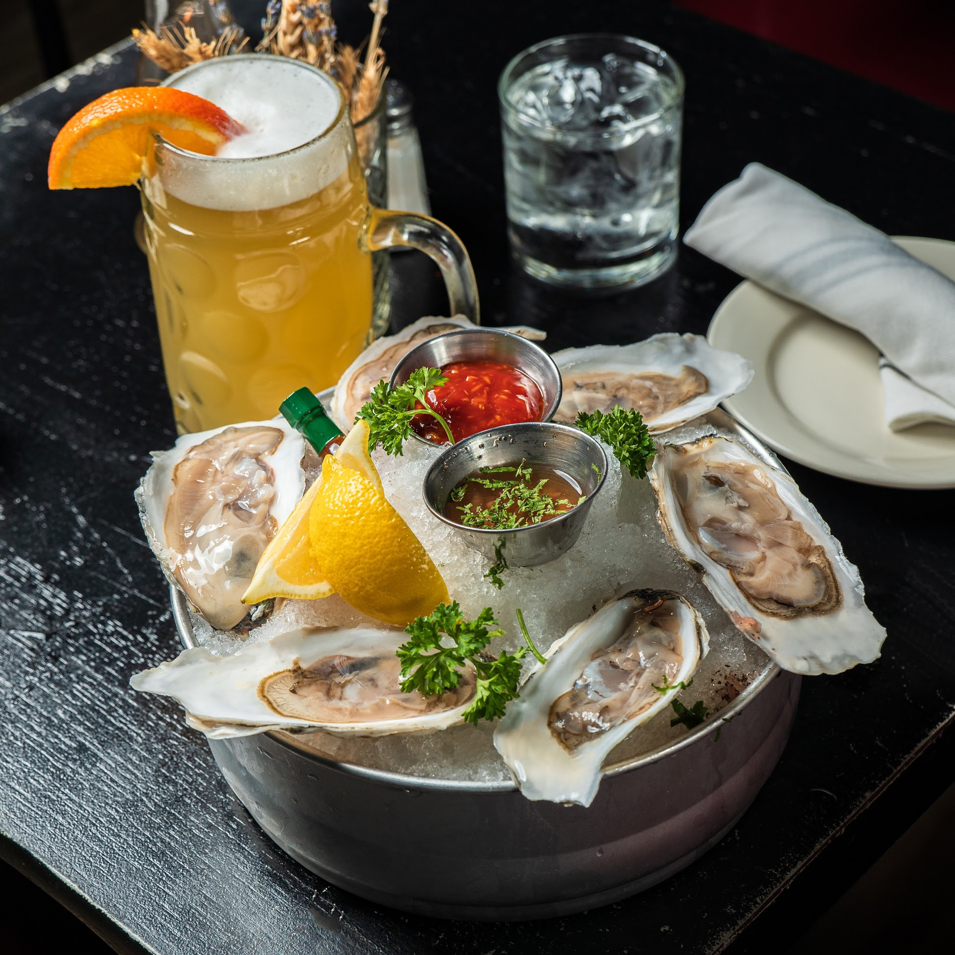 Dashible Drop 6 Oysters Free
