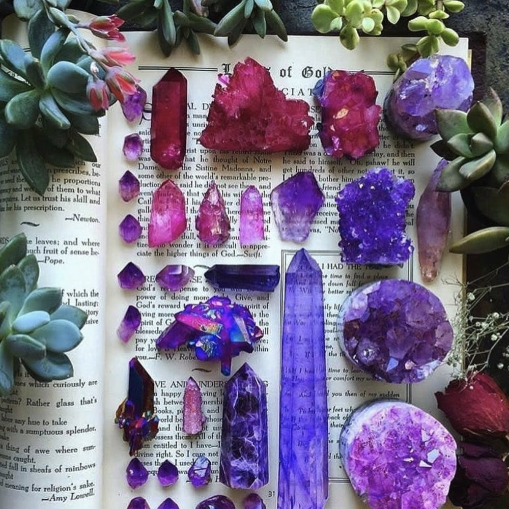 Aum Shanti Bookshop & Crystal Gallery